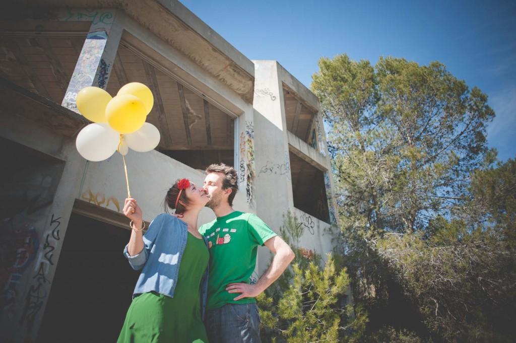 Photographe couple love session montpellier - N et E (40)