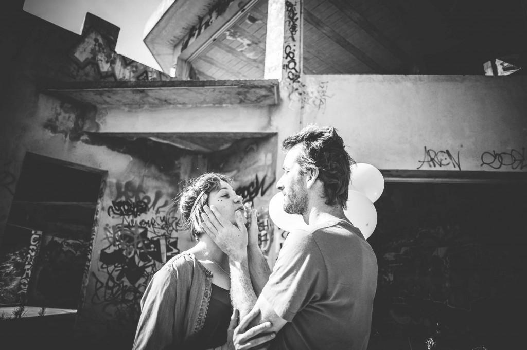 Photographe couple love session montpellier - N et E (41)