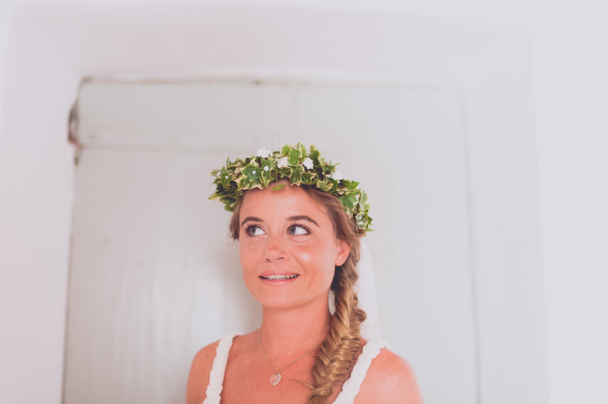 Photographe mariage bohème chic Corse Bonifacio - C et A (49)