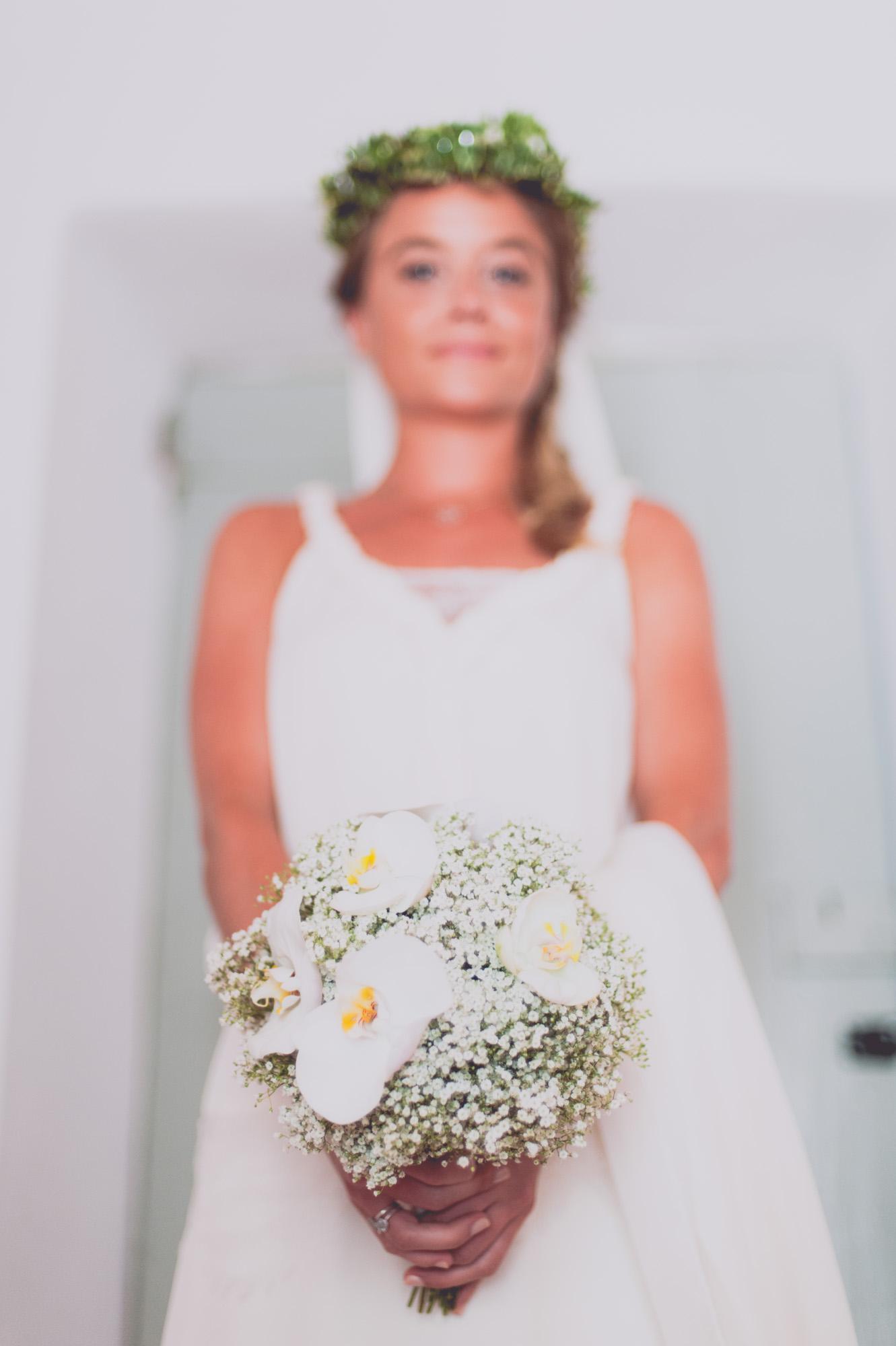 Photographe mariage bohème chic Corse Bonifacio - C et A (50)