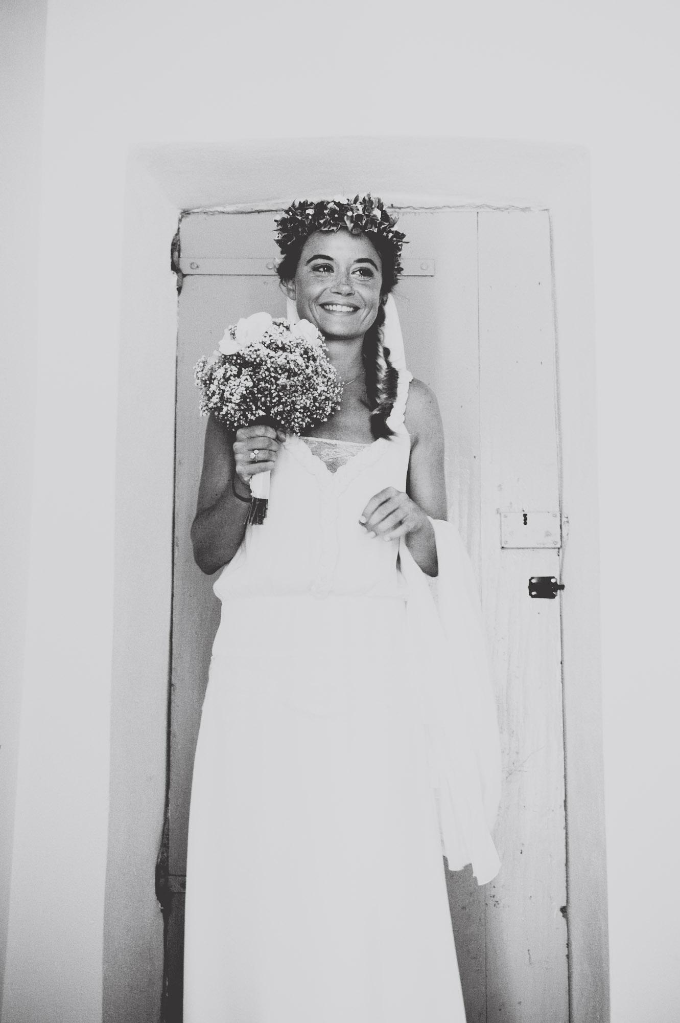 Photographe mariage bohème chic Corse Bonifacio - C et A (54)