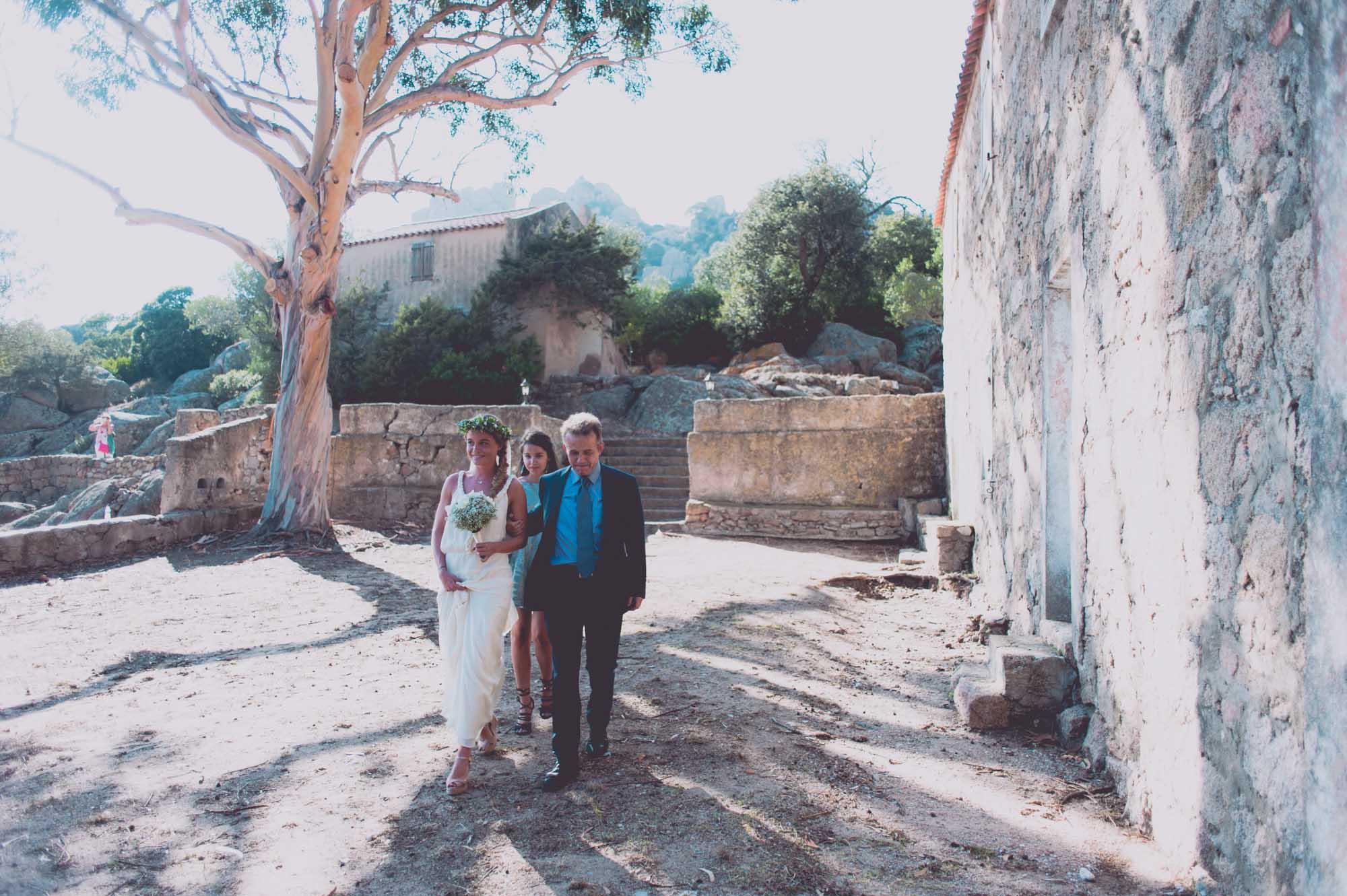 Photographe mariage bohème chic Corse Bonifacio - C et A (60)
