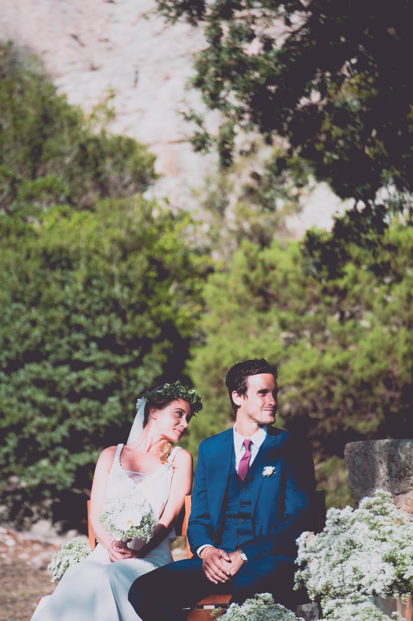 Photographe mariage bohème chic Corse Bonifacio - C et A (62)