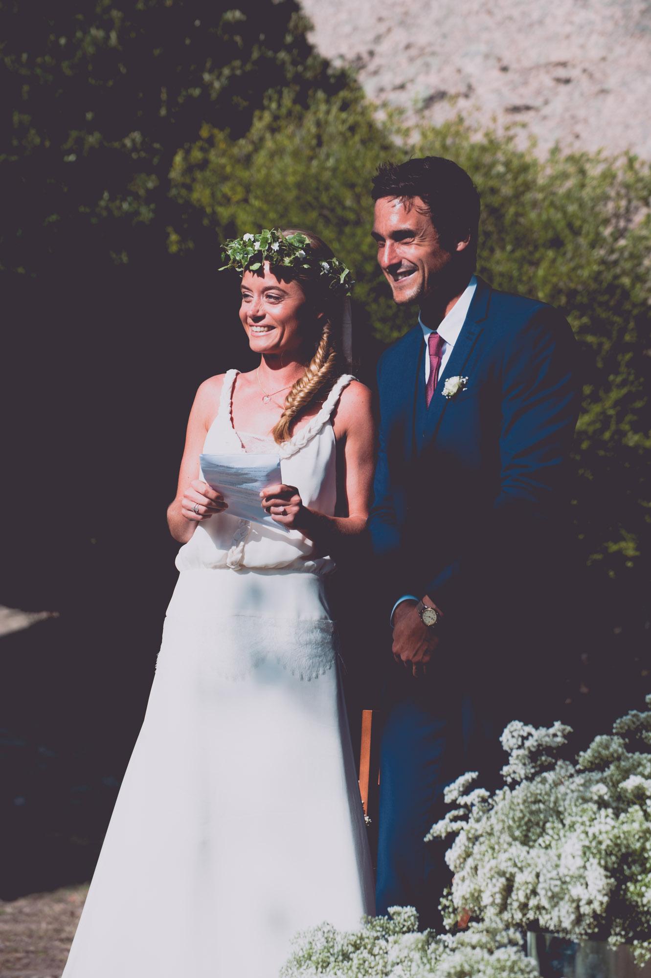 Photographe mariage bohème chic Corse Bonifacio - C et A (64)