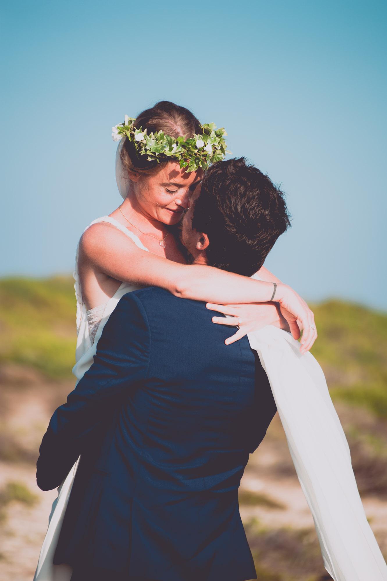 Photographe mariage bohème chic Corse Bonifacio - C et A (72)