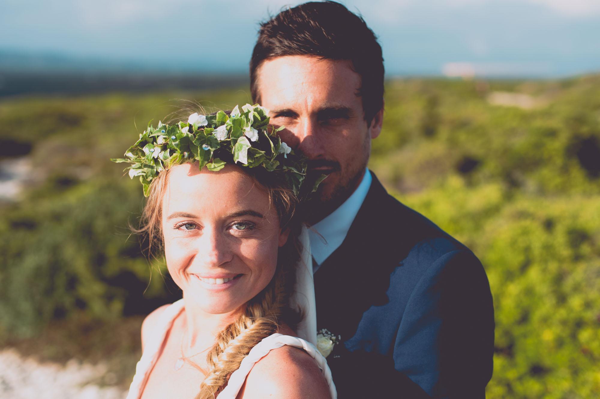 Photographe mariage bohème chic Corse Bonifacio - C et A (76)