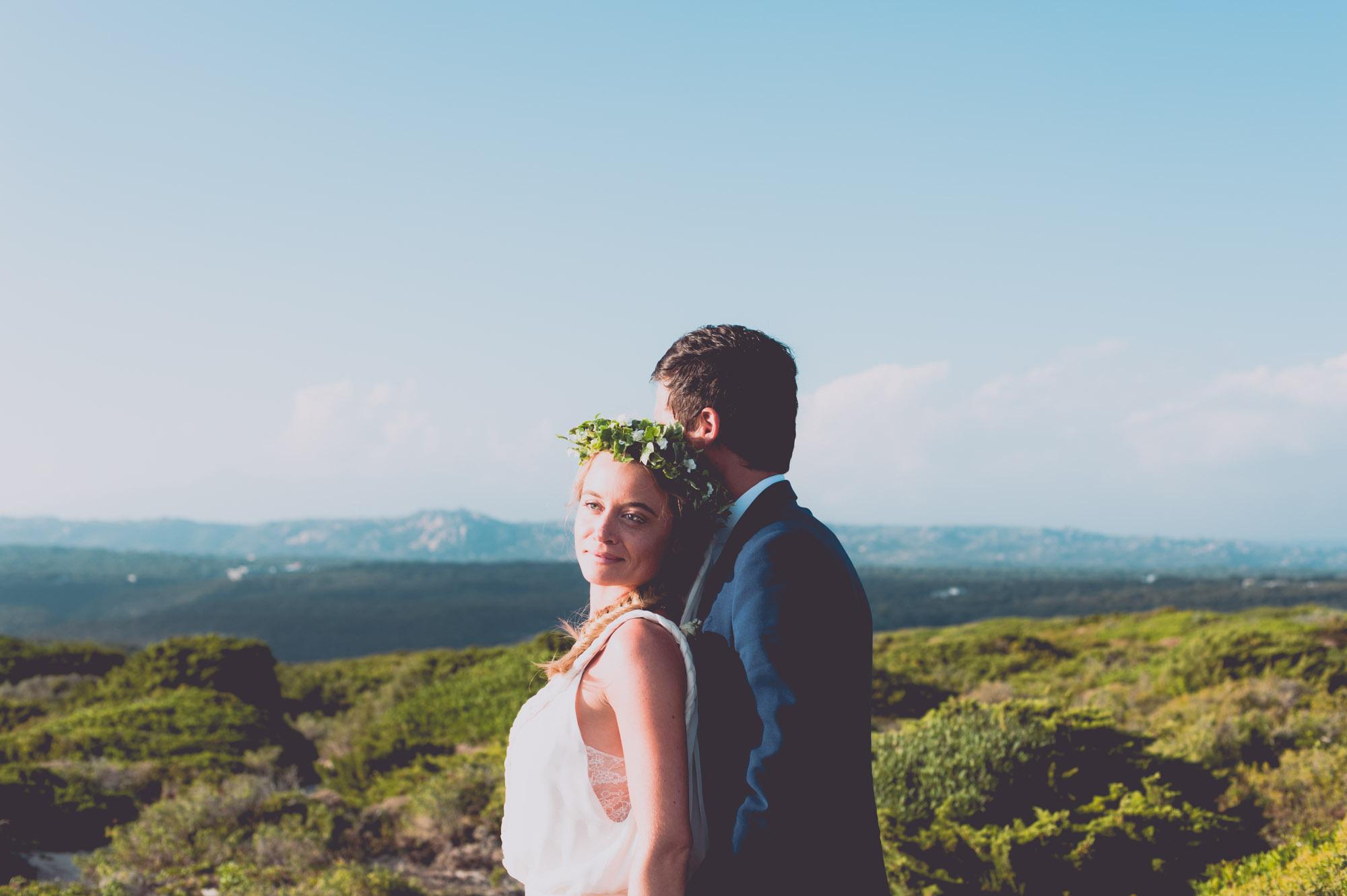 Photographe mariage bohème chic Corse Bonifacio - C et A (79)