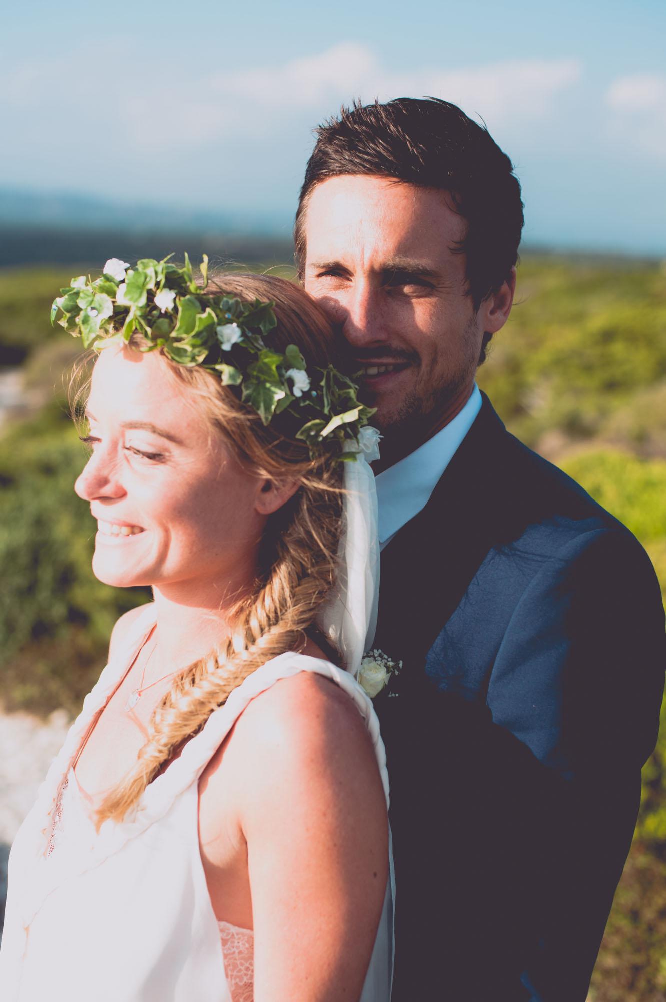 Photographe mariage bohème chic Corse Bonifacio - C et A (80)