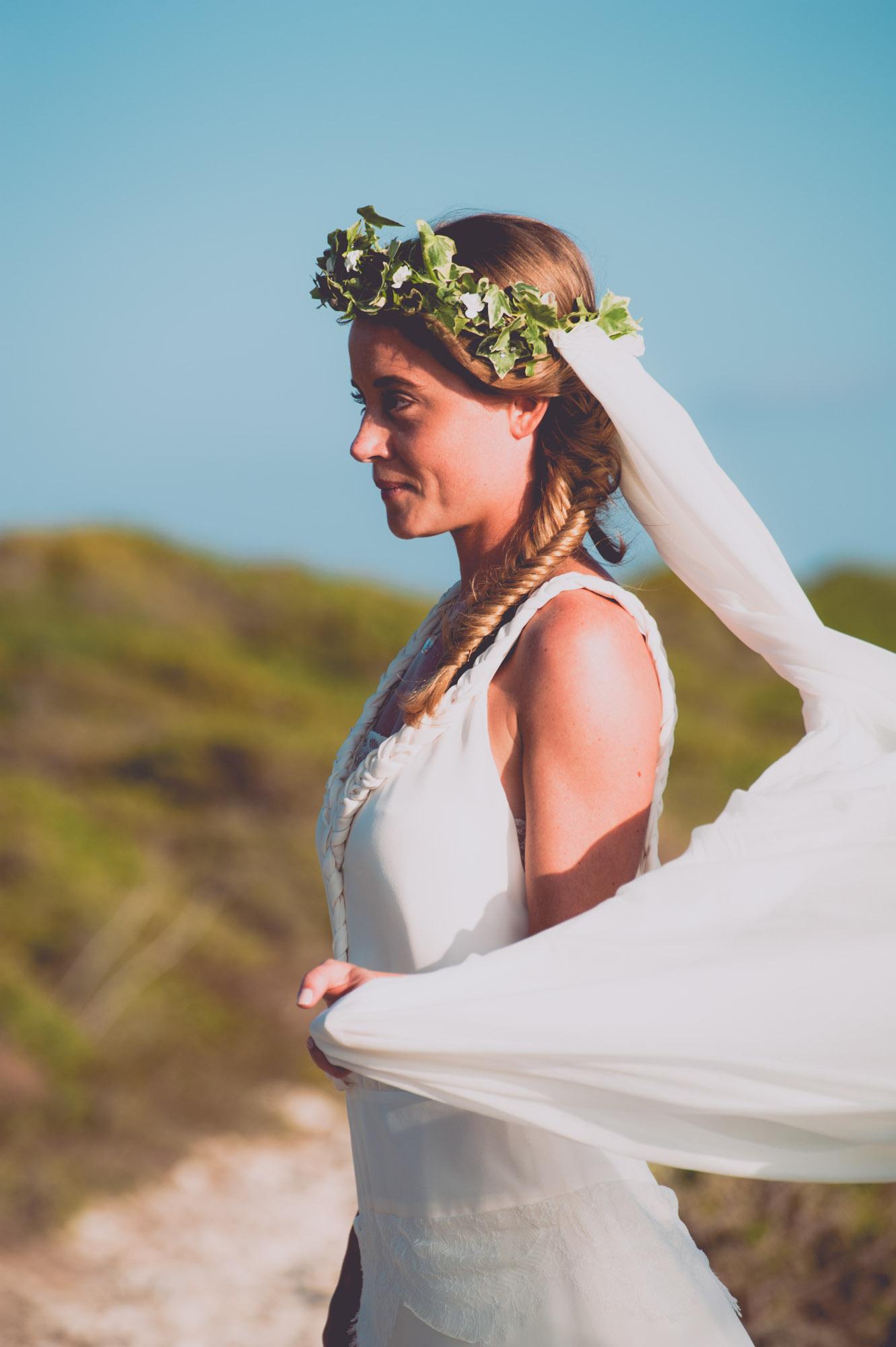 Photographe mariage bohème chic Corse Bonifacio - C et A (81)