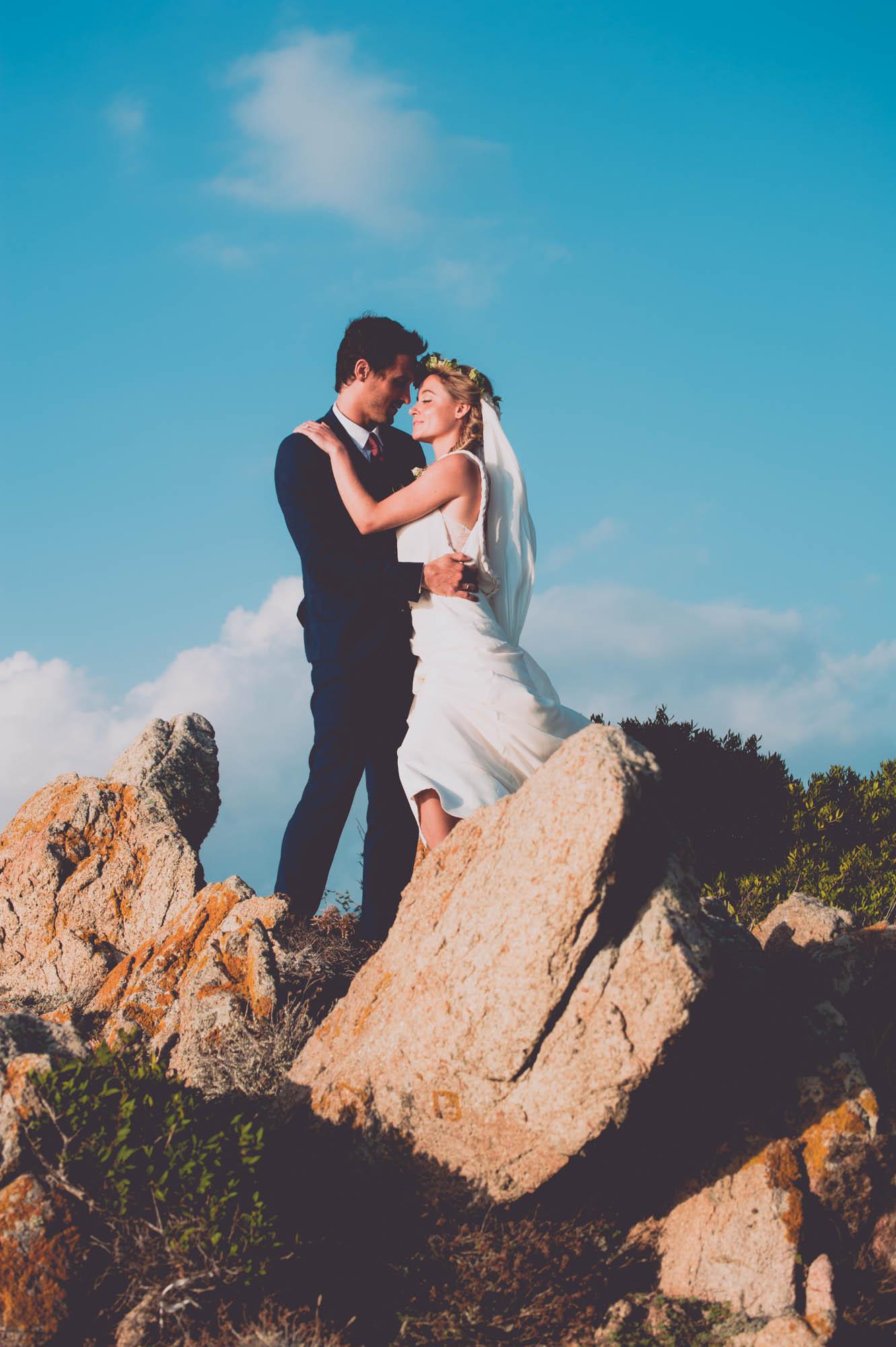 Photographe mariage bohème chic Corse Bonifacio - C et A (89)