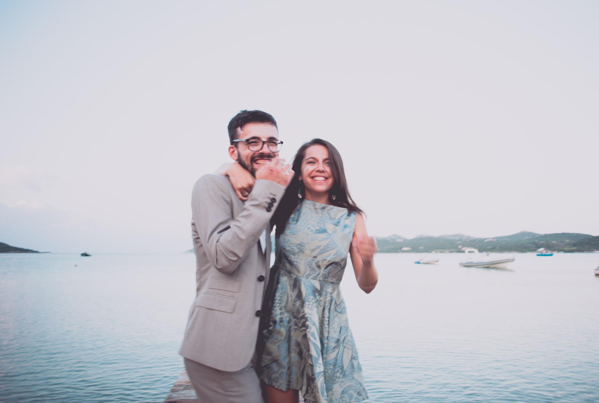 Photographe mariage bohème chic Corse Bonifacio - C et A (98)
