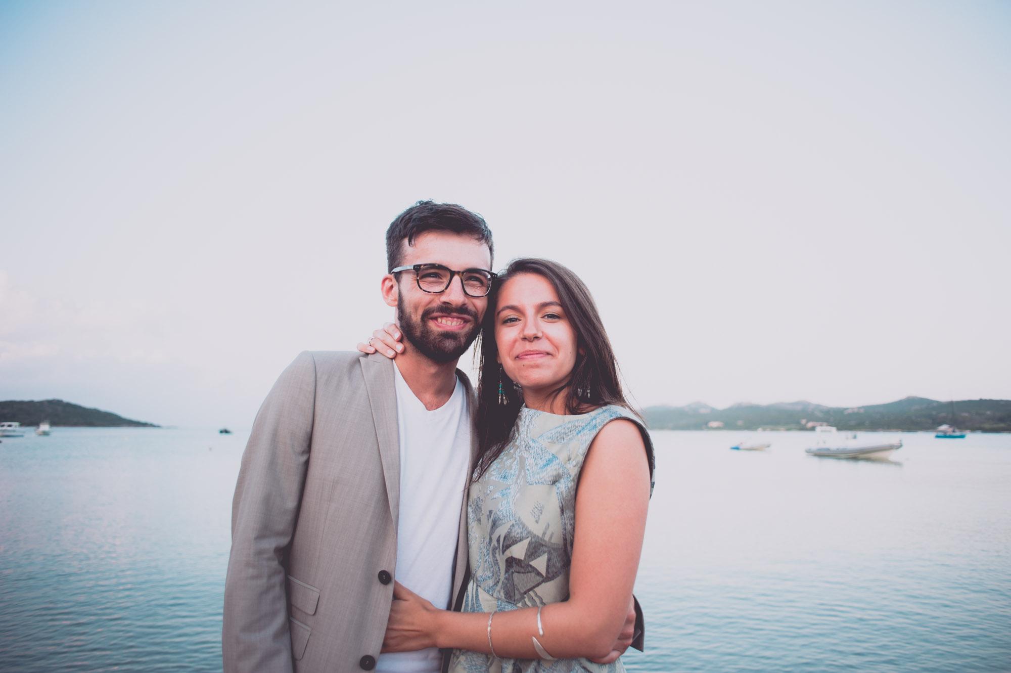 Photographe mariage bohème chic Corse Bonifacio - C et A (99)
